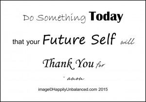 How To Create A Thankful Future Self